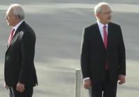 CHP'li vekiller Kılıçdaroğlu'nu dakikalarca bekletti...