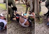 ABD'de polis şiddeti durmuyor!