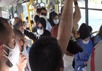 Esenyurt'ta minibüsten 37 yolcu çıktı
