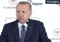 Erdoğan'dan 'asker uğurlama' uyarısı