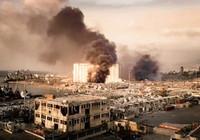 Beyrut'taki şiddetli patlamanın yeni görüntüleri