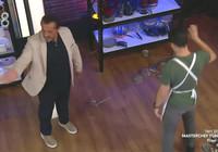 MasterChef Türkiye'de Mehmet Şef çileden çıktı
