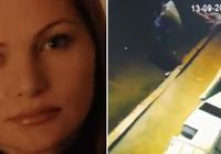 Jimnastikçi kadının korkunç ölümü kamerada
