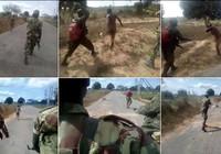 Mozambik'te askeri üniformalılar bir kadını işkenceyle öldürdü