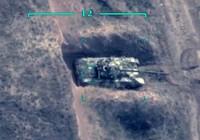 Ermenistan tankları böyle vuruldu