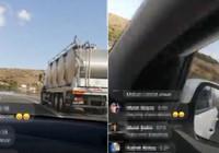 Instagram'da canlı yayın yaparken trafik kazasında öldüler