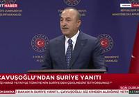 Çavuşoğlu'ndan İsveçli mevkidaşına sert yanıt: Kimden aldığınız yetkiyle Türkiye'ye 'Suriye'den çekilin' diyorsunuz?