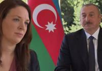 Aliyev'den Fransız gazetecinin 'Kaç Türk İHA'nız var?' sorusuna cevap