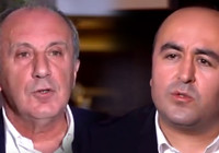 Muharrem İnce: CHP yönetimini beğenmiyorum.