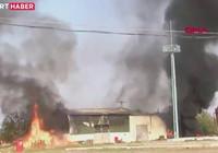 Ermenistan ikinci kez ateşkesi ihlal etti! Terter'de fabrika vurdu