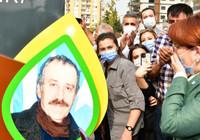 Meral Akşener, abisinin ismini taşıyan parkın açılışında gözyaşlarını tutamadı