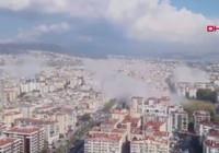 İzmir'deki deprem yıkıma neden oldu