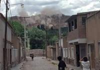 Arjantin'de 5,8'lik deprem: Toz bulutları korkuttu