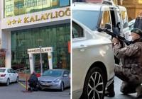Kahramanmaraş'ta polislere ateş açıldı