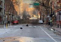 ABD'de Noel sabahı şiddetli patlama!