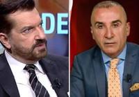 Gazeteci Metin Özkan'ın sözlerine sinirlenen Hakan Bayrakçı yayını terk etti