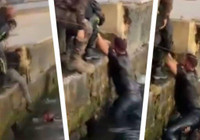 Özel Harekat Polisi turisti böyle kurtardı