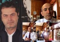 Boğaziçi Rektörü Melih Bulu, Cüneyt Özdemir'in yayını sırasında protesto edildi
