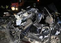 Pozantı-Ankara otoyolunda katliam gibi kaza