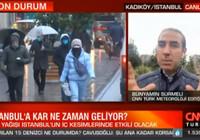İstanbul'a kar yağışı ile ilgili son dakika bilgileri…