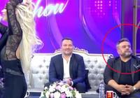 İbo Show'da Bülent Serttaş'ın o hareketi olay oldu!