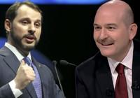 Bakan Süleyman Soylu'dan Berat Albayrak açıklaması