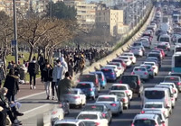 İstanbul'da kısıtlama öncesi şaşkına çeviren görüntü