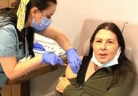 Koronavirüs aşısı olan Nilüfer'i kızdıran mesaj