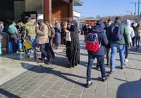 Turistler Eminönü'ne akın etti