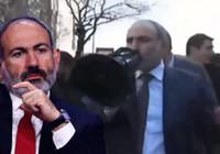 """Paşinyan sokağa çıktı! """"Polis halkı koruyacak"""""""