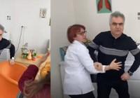 Bu kez doktor hasta yakınlarına saldırdı!