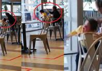 Ankara'da tepki çeken görüntü! Yemek yemeyen çocuğu evire çevire dövdü