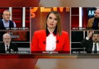 CNN Türk canlı yayınında ortalık karıştı; Cahil sensin, alçak. Kimsin sen, haysiyet yoksunu