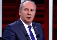 """Muharrem İnce, """"Beştepe'ye giden CHP'li"""" iddiasını tekrar gündeme getirdi"""