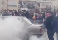 Ankara'da drift partisine ceza: Sürücülere ceza verildi, 26 araç trafikten men edildi