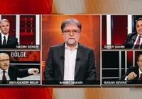 Abdulkadir Selvi'yle Şaban Sevinç canlı yayında birbirine girdi; Ahmet Hakan reklama gitmek zorunda kaldı
