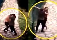 Genç kadına saldırdı; Cihangir sapığı yakalandı