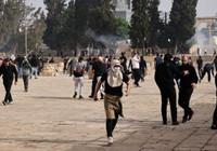 Hamas'tan Batı Kudüs'e roket saldırısı