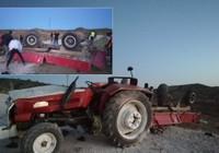 Ankara Haymana'da korkunç kaza!