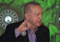 Cumhurbaşkanı Erdoğan'ın katıldığı açılışa damga vuran diyalog! Kahkahalar yükseldi