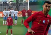 Cristiano Ronaldo rezil oldu!