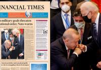 Financial Times'tan skandal fotoğraf hilesi