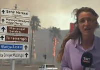 Antalya'da orman yangını: Üç mahallede evler boşaltıldı!