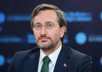 Fahrettin Altun'dan Ecem Güçlük açıklaması