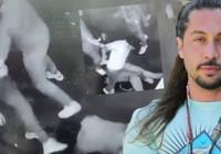 Yiğit Marcus Aral'ın öldüresiye dövüldüğü anlar kamerada