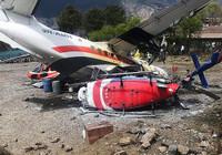 Tataristan'da paraşütçüleri taşıyan uçak düştü