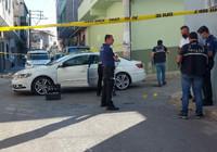 Sokak ortasında işlenen cinayetin görüntüsü ortaya çıktı