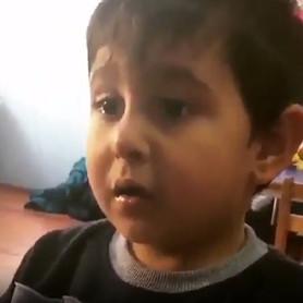Sosyal medya bu çocuğu konuşuyor!