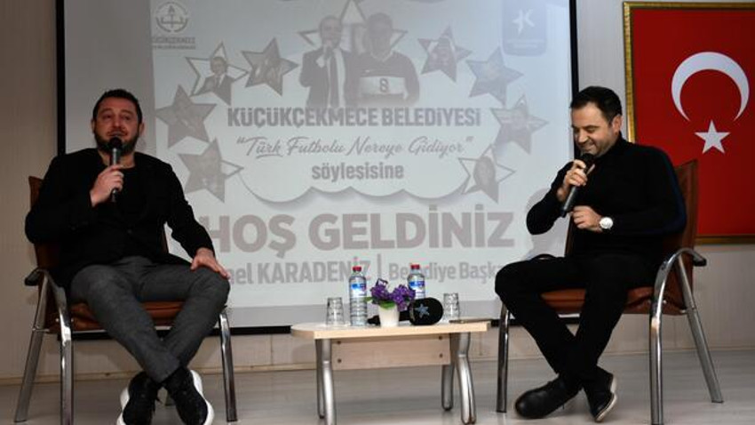 Nihat Kahveci, şampiyonluk adayını açıkladı!