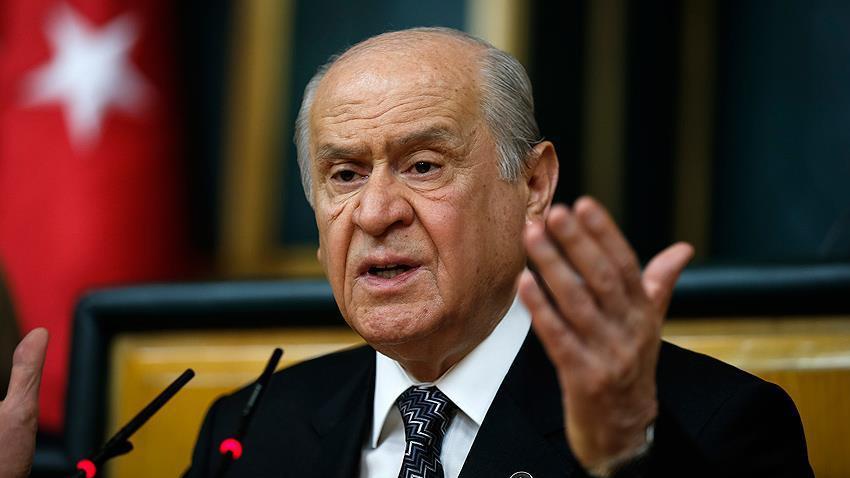 MHP Lideri Bahçeli'den sert çıkış: Adayların tartışmasını takip etmeyeceğim